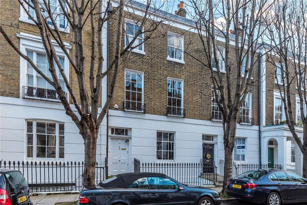 3 Bedrooms Terraced House for sale in Devonia Road, Islington, London, N1