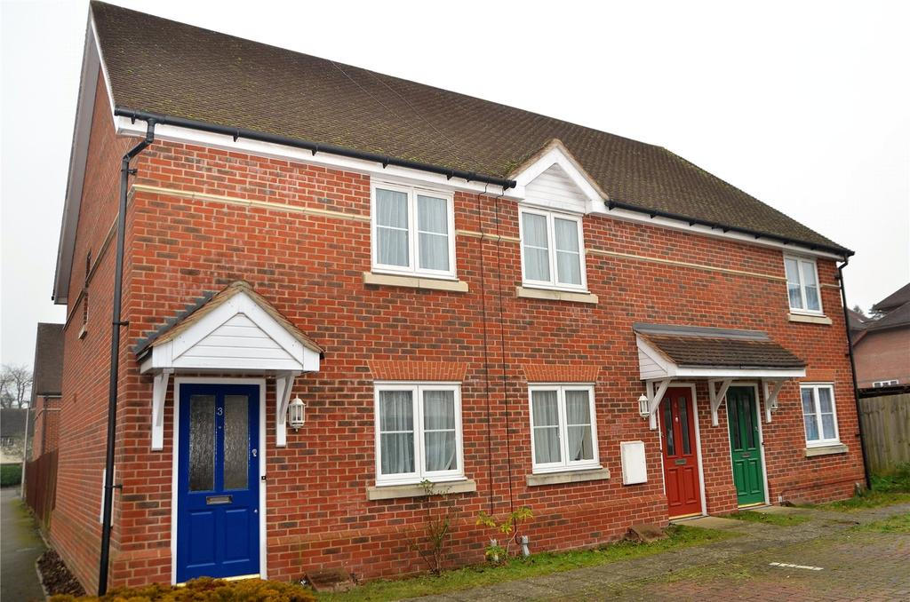 2 Bedrooms End Of Terrace House for rent in Hawley Mews, Reading, Berkshire, RG30