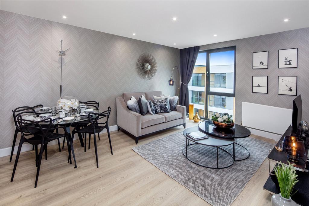 2 Bedrooms Flat for sale in N34 Bourchier Court, London Road, Sevenoaks, Kent, TN13