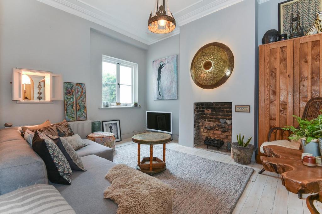 2 Bedrooms Flat for sale in Oakhill Road, Putney