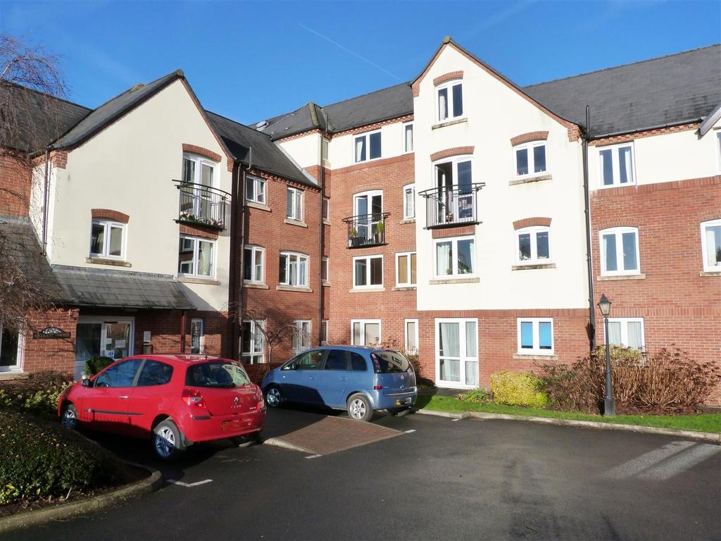1 Bedroom Retirement Property for sale in Watkins Court, Old Mill Close, Hereford, HR4