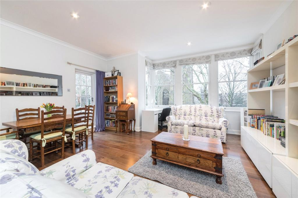 2 Bedrooms Flat for sale in Highbury New Park, Highbury, London