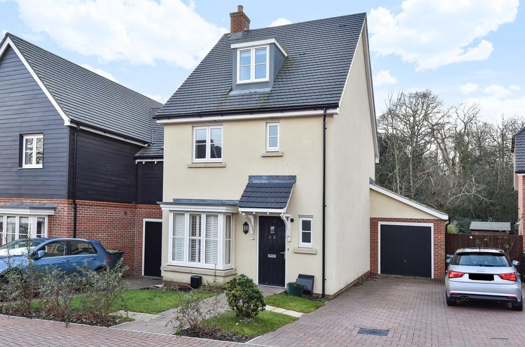 4 Bedrooms Detached House for sale in Oaktree Drive, Emsworth, PO10