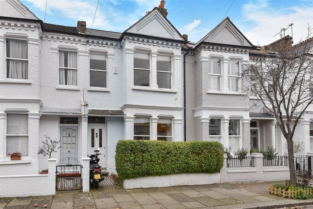 4 Bedrooms Terraced House for sale in Farlow Road, Putney