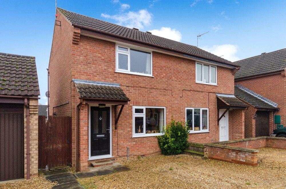2 Bedrooms Semi Detached House for sale in Baldwin Grove, Bourne, PE10