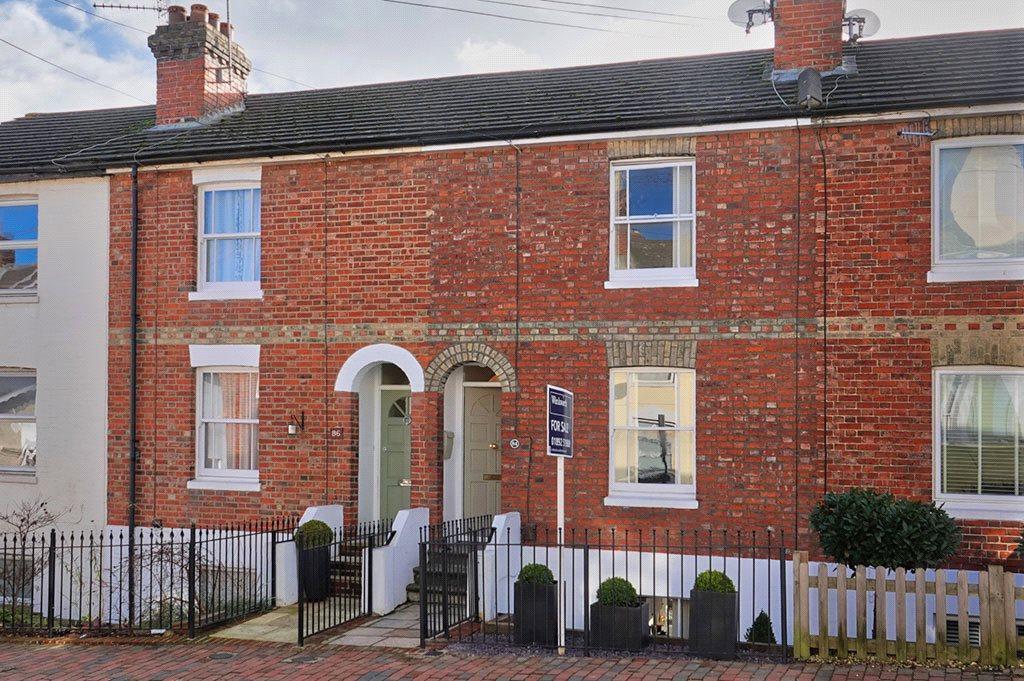 3 Bedrooms Terraced House for sale in Queens Road, Tunbridge Wells, Kent, TN4