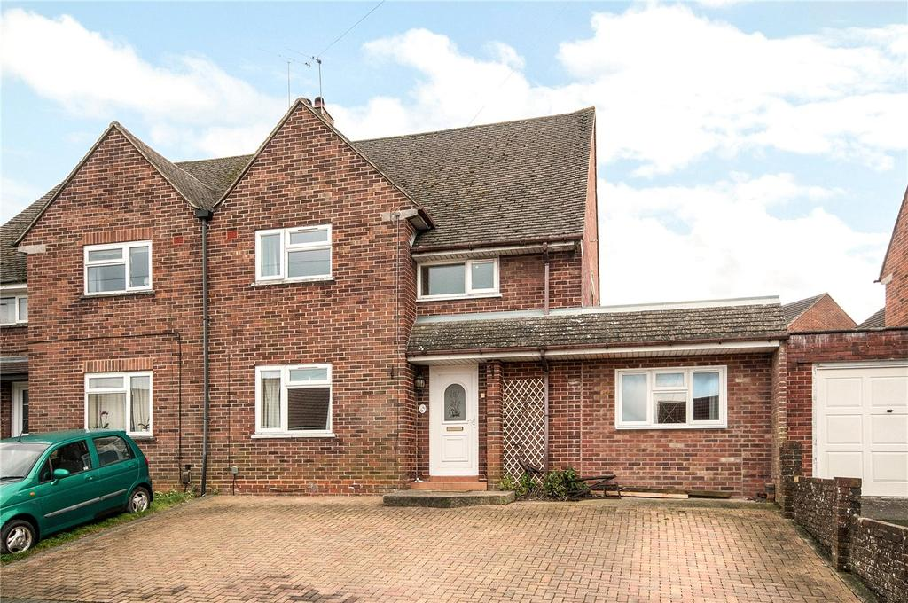 6 Bedrooms Terraced House for sale in Shepherds Road, Winchester, Hampshire, SO23