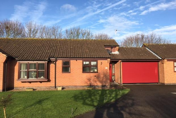 2 Bedrooms Bungalow for sale in Primrose Way, Queniborough, Leicestershire, LE7