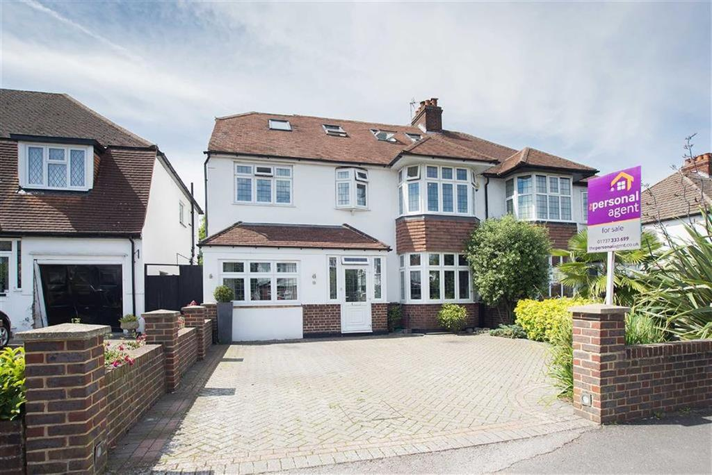 6 Bedrooms Semi Detached House for sale in Wilmot Way, Banstead, Surrey