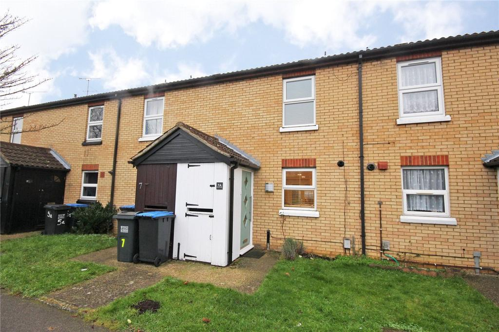 2 Bedrooms Terraced House for sale in Mill Green Road, Welwyn Garden City, Hertfordshire