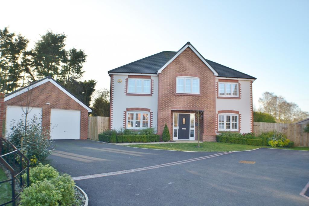 5 Bedrooms Detached House for sale in Shakerley Place, Somerford,
