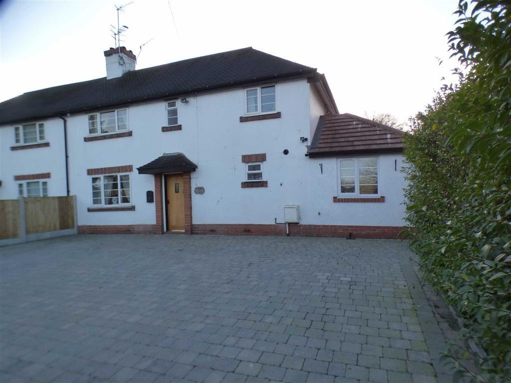3 Bedrooms Semi Detached House for sale in 74, Uttoxeter Road, Blythe Bridge
