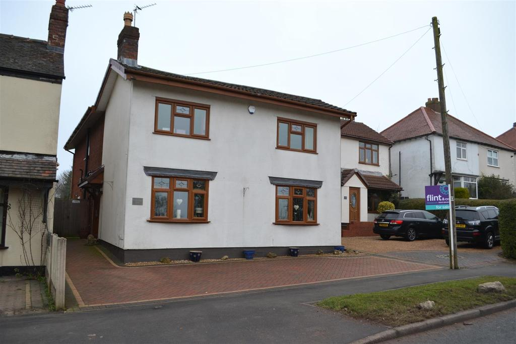 3 Bedrooms Detached House for sale in Cannock Road, Heath Hayes, Cannock