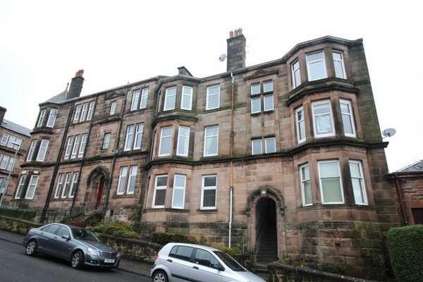 2 Bedrooms Flat for sale in 2/2, 20 John Street, Gourock, PA19 1PS