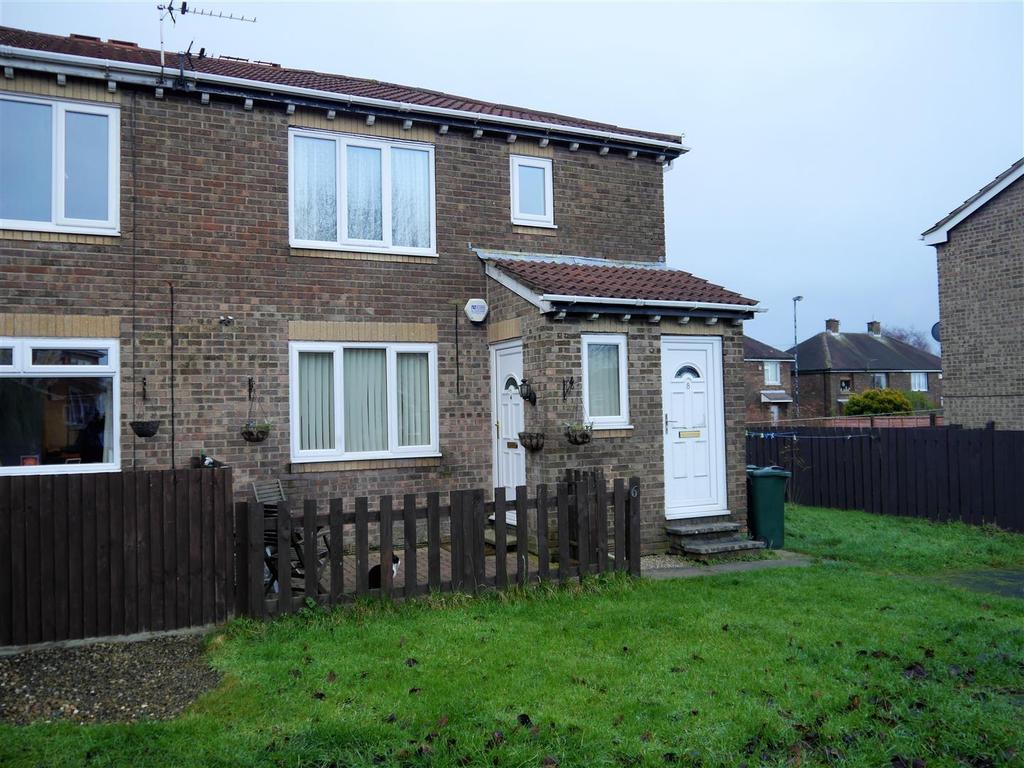 1 Bedroom Flat for sale in 6 Lochy Road, Woodside, Bradford, BD6 2TG