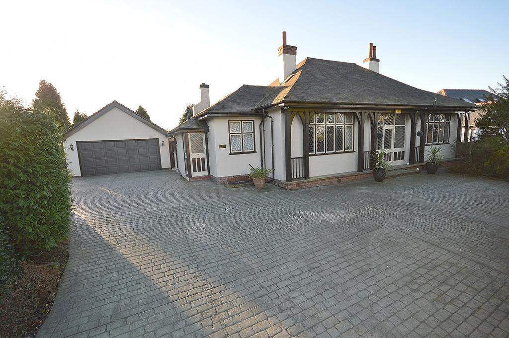 3 Bedrooms Bungalow for sale in Longhurst Lane, Mellor, SK6 5PW