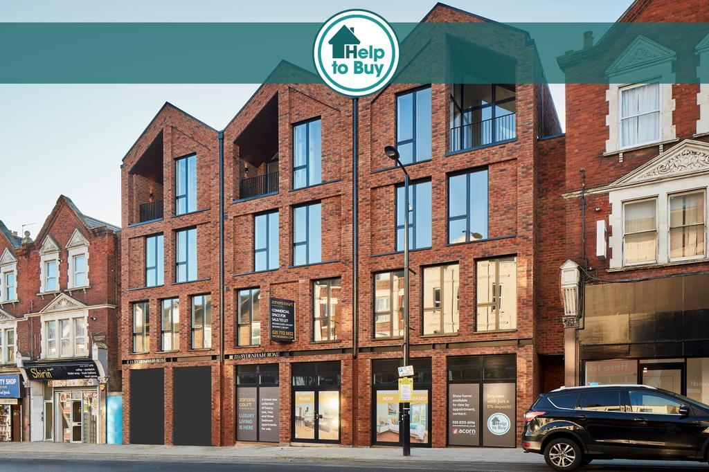 2 Bedrooms Flat for sale in Sydenham Road London SE26