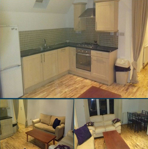 2 bedroom flat to rent - Mablethorpe Road, Londo SW6