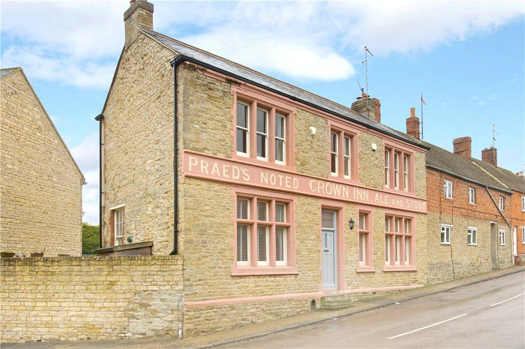 2 Bedrooms End Of Terrace House for sale in Manor Road, Grendon, Northamptonshire