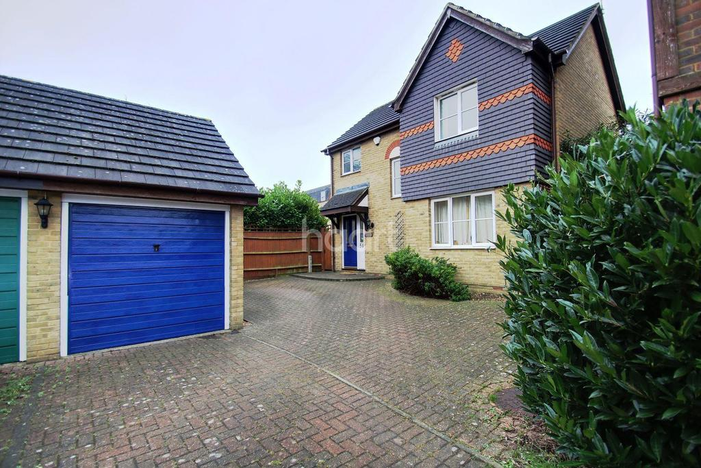 3 Bedrooms Detached House for sale in Mallard Road, Abbots Langley