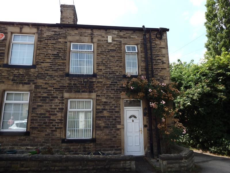 3 Bedrooms End Of Terrace House for sale in BATESON STREET, GREENGATES, BRADFORD, BD10 0BE