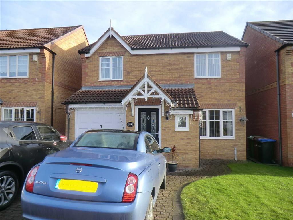 3 Bedrooms Detached House for sale in 77, Hamsterley Road, Newton Aycliffe
