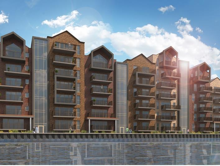 1 Bedroom Apartment Flat for sale in Rivermill Lofts