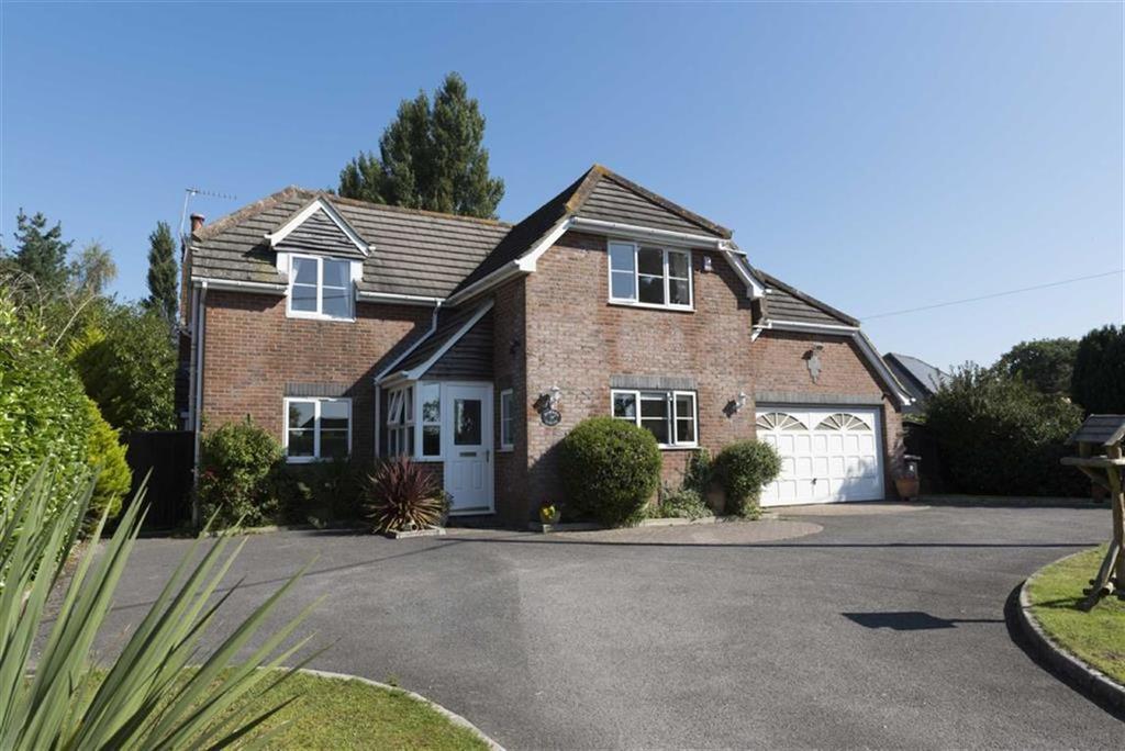 4 Bedrooms Detached House for sale in Holt, Wimborne, Dorset