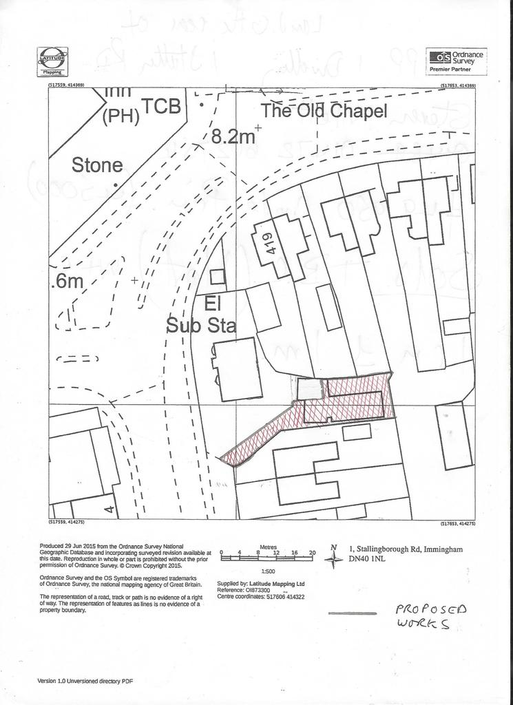 Plot Commercial for sale in Stallingborough Road, Immingham DN40