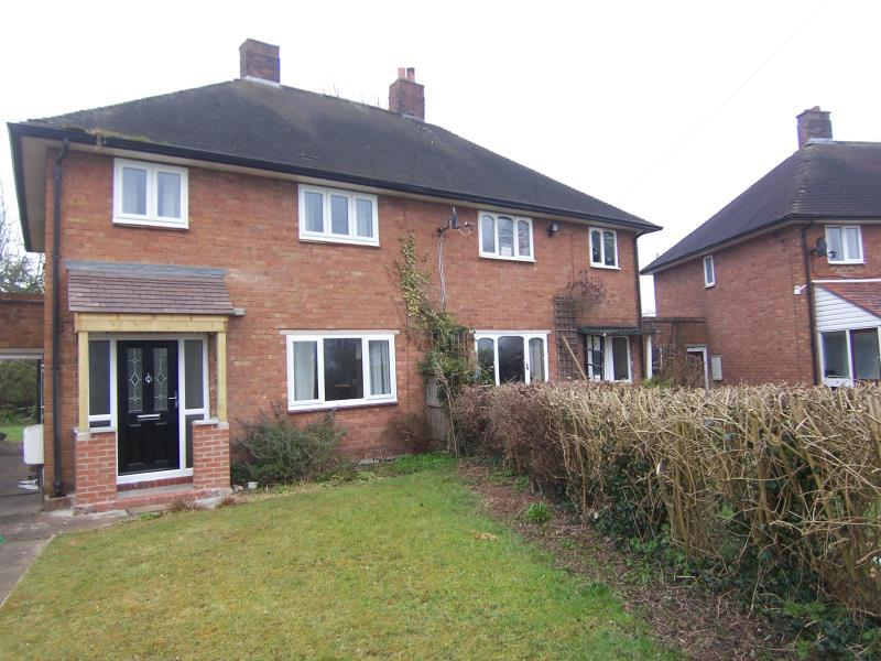 3 Bedrooms Semi Detached House for rent in 8 Ladymas Road, Hadnall, Shrewsbury, SY4 4AJ