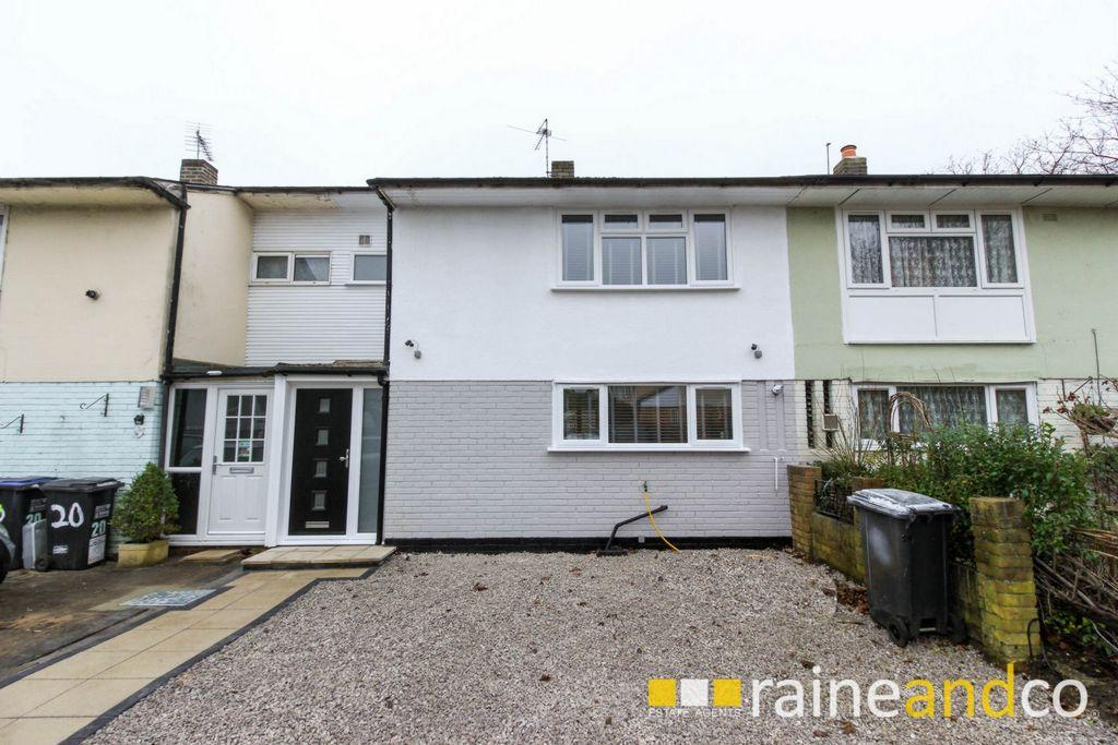 3 Bedrooms Terraced House for sale in Hare Lane, Hatfield, AL10