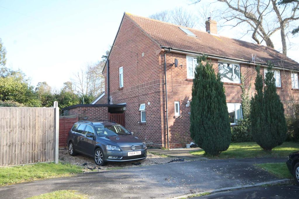 3 Bedrooms End Of Terrace House for sale in Winnards Park, Sarisbury Green SO31