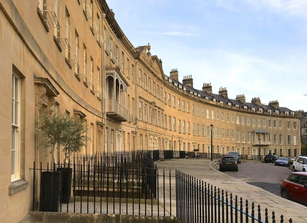 4 Bedrooms Penthouse Flat for sale in Apartment 4C, Somerset Place, Bath, BA1