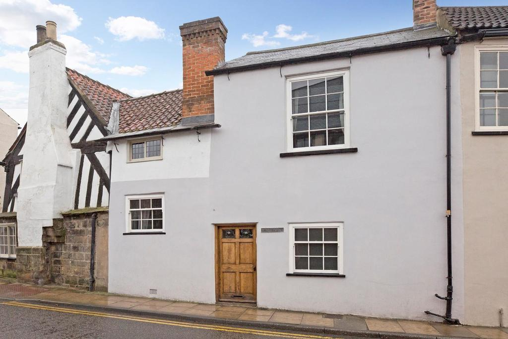 2 Bedrooms Semi Detached House for sale in Bond End, Knaresborough