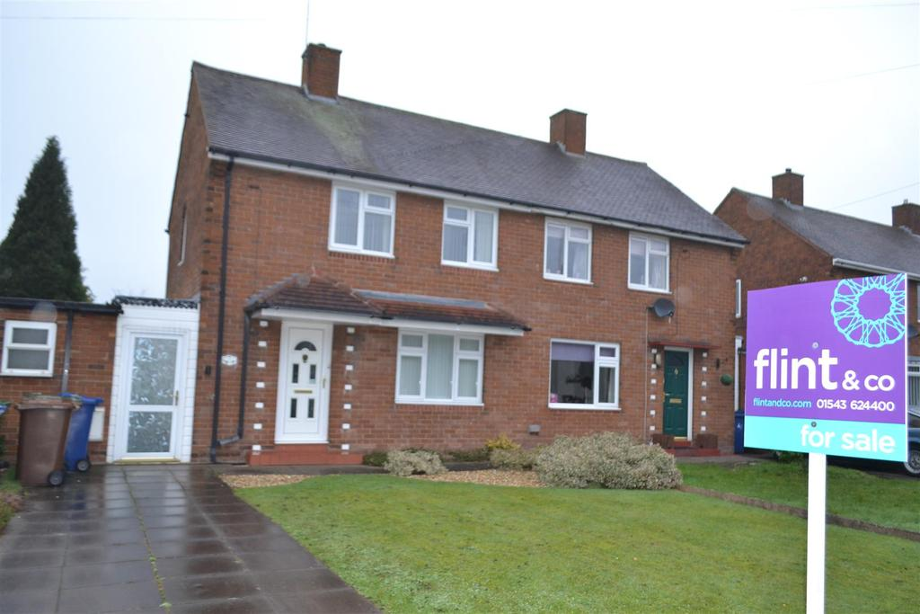2 Bedrooms House for sale in Avon Road, Cannock