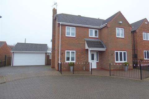 4 bedroom detached house for sale - Shepherds Lea, Beverley, East Yorkshire, HU17 8UU