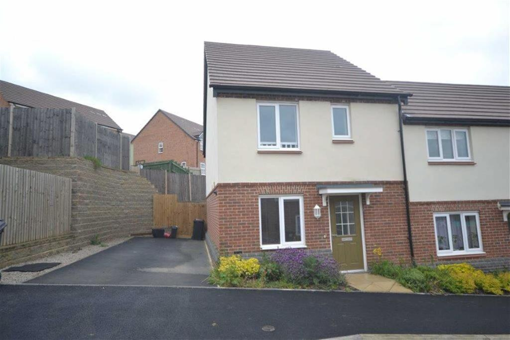 3 Bedrooms Semi Detached House for rent in Blue Brick Lane, Camp Hill, Nuneaton