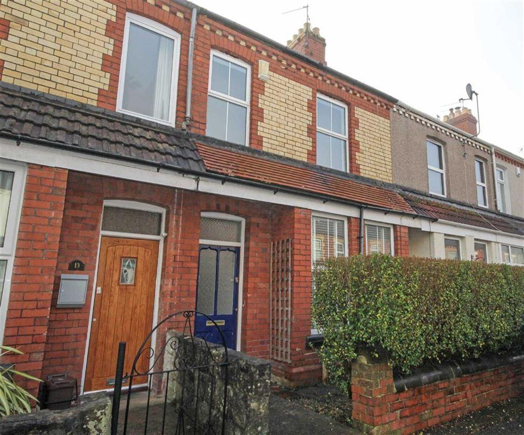 2 Bedrooms Terraced House for sale in Hawthorn Road West, Llandaff North, Cardiff