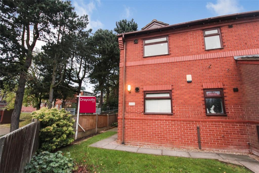 1 Bedroom Detached House for sale in Flat 1, Sharman Close, STOKE-ON-TRENT, Staffordshire