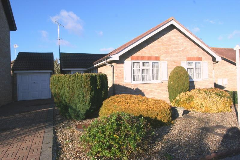 3 Bedrooms Detached Bungalow for sale in Shaw Close, Kirby Cross