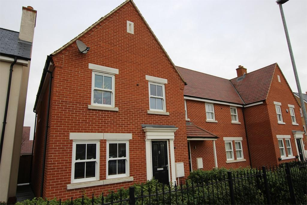 3 Bedrooms End Of Terrace House for sale in Planets Way, Biggleswade, Bedfordshire