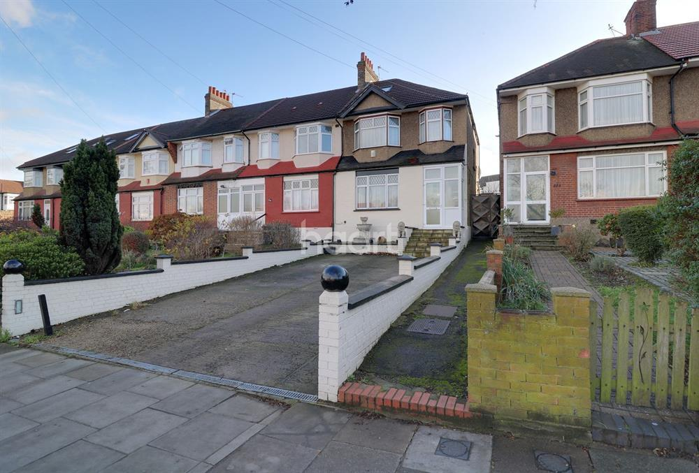 4 Bedrooms End Of Terrace House for sale in Tottenhall Road, Palmers Green, N13
