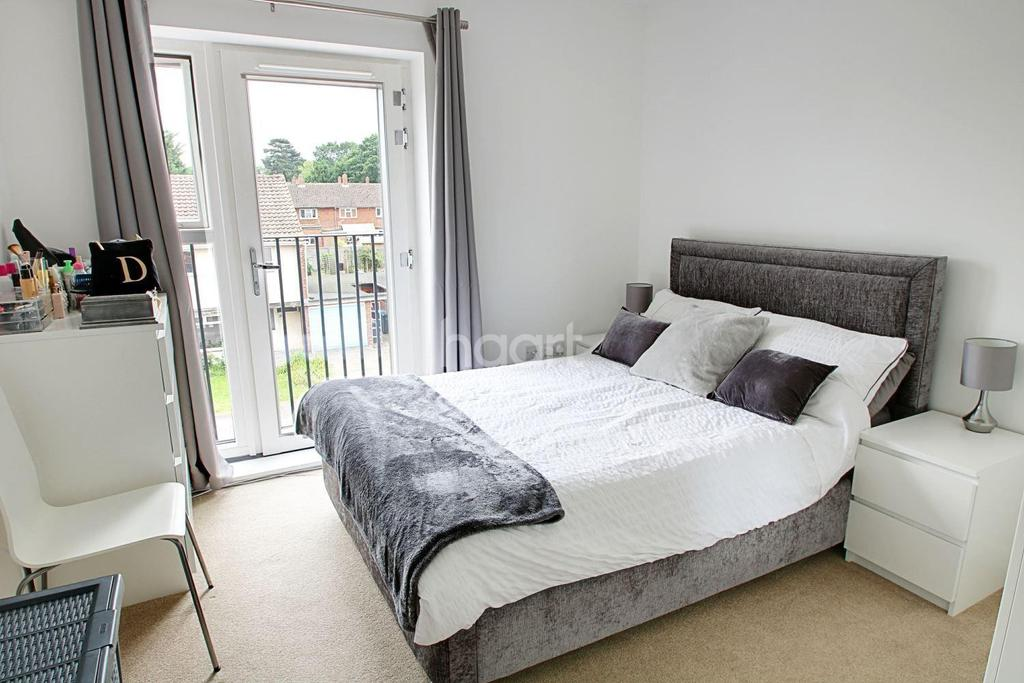 2 Bedrooms Flat for sale in Meyrick Mead, Harlow