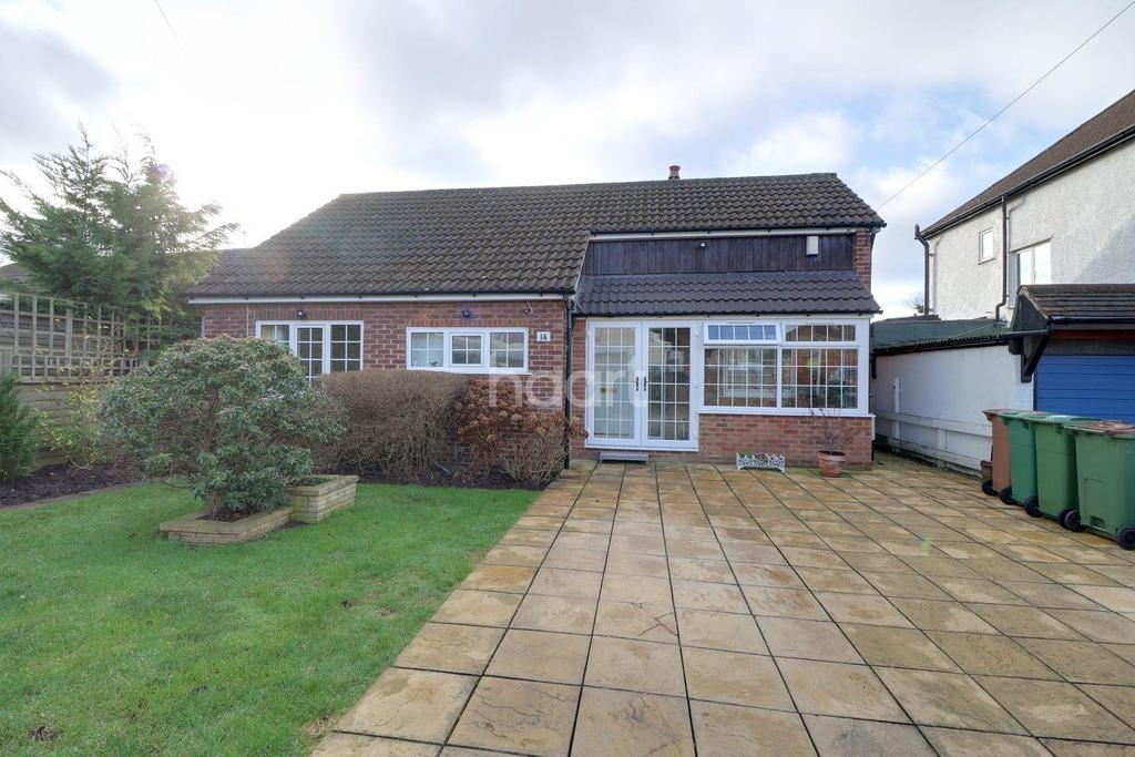 3 Bedrooms Bungalow for sale in Amesbury Close, KT4