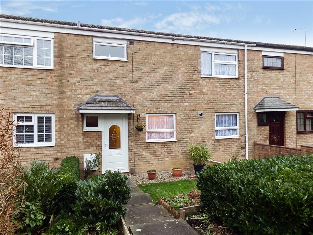 3 Bedrooms Terraced House for sale in Bude Crescent, Stevenage, Hertfordshire, SG1