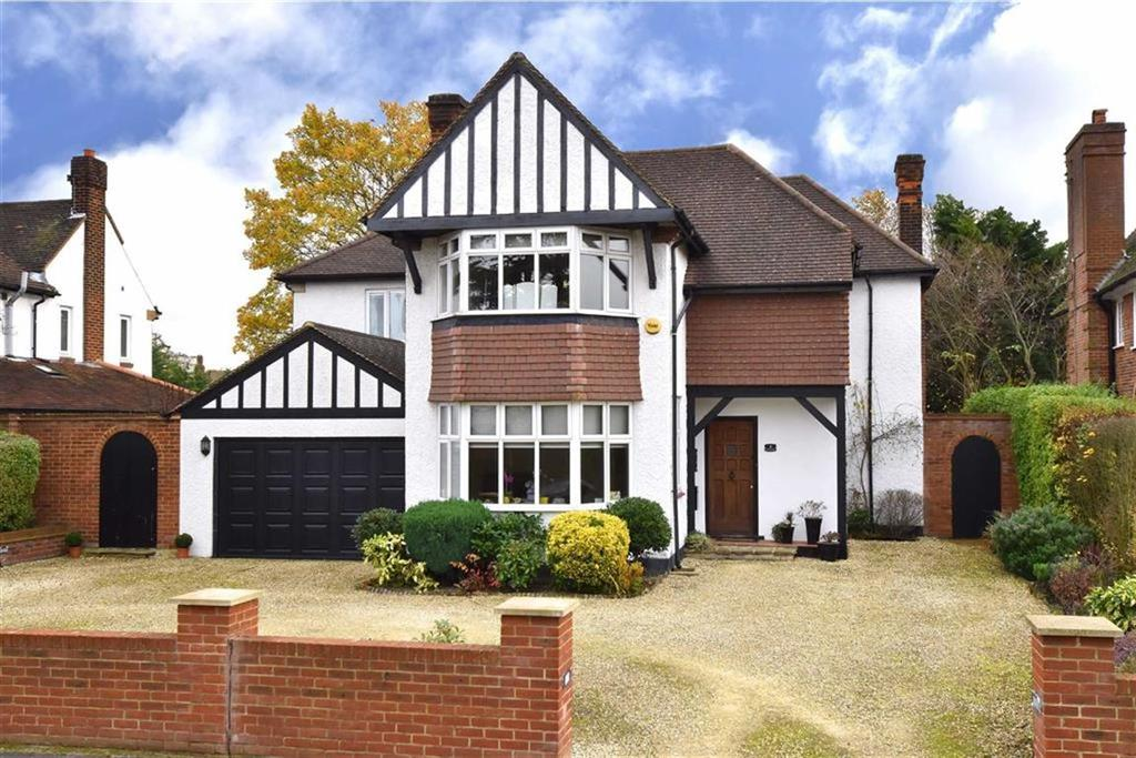 5 Bedrooms Detached House for sale in Whitecroft Way, Beckenham, Kent