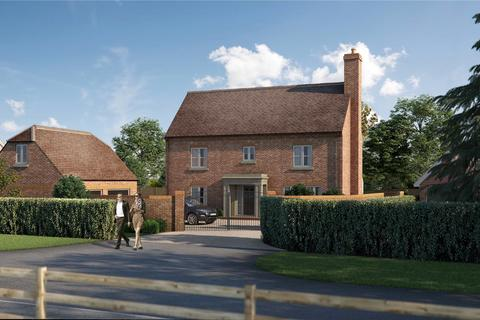 Plot for sale - Upper Hammer Lane, Bramshott Chase, Hindhead, Hampshire