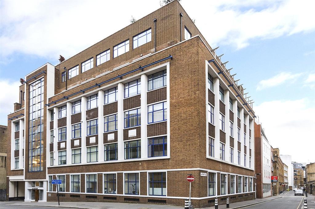 2 Bedrooms Flat for sale in Da Vinci House, 44 Saffron Hill, London, EC1N