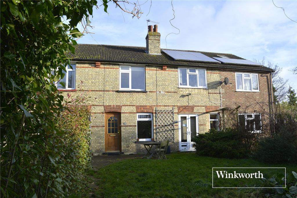 2 Bedrooms Terraced House for sale in West End Lane, Barnet, Herts, EN5