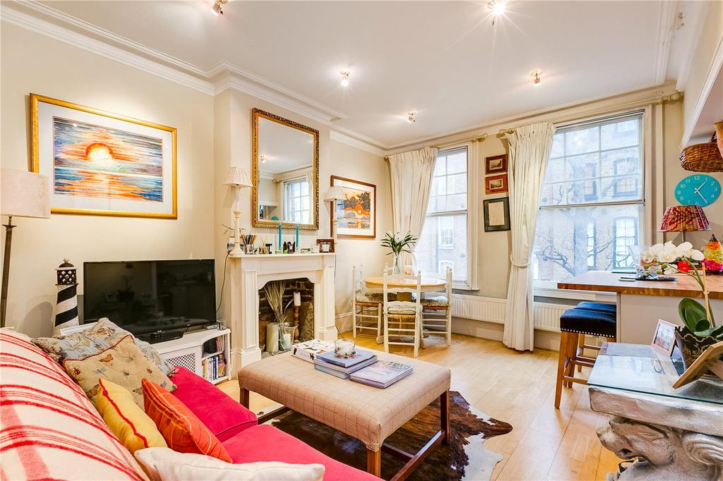 2 Bedrooms Flat for sale in New Kings Road, Parsons Green, Fulham, London, SW6
